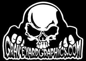 GraveyardGraphicscom Custom Vinyl Graphics For Your Mini Full - Custom vinyl decals for black cars